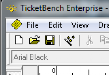 скриншот TicketBench Enterprise