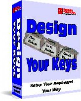 скриншот Design Your Keys