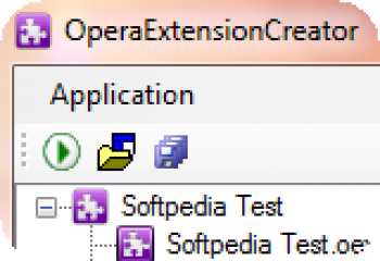 скриншот OperaExtensionCreator