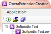 фото OperaExtensionCreator  Beta 1.0
