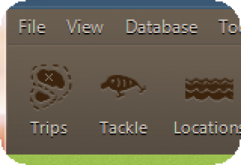 скриншот FishingScroll