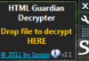 HTML Guardian Decrypter  - Best-soft.ru