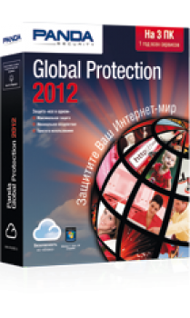 скриншот Panda Global Protection 2012