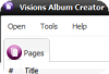 Visions Album Creator  - Best-soft.ru
