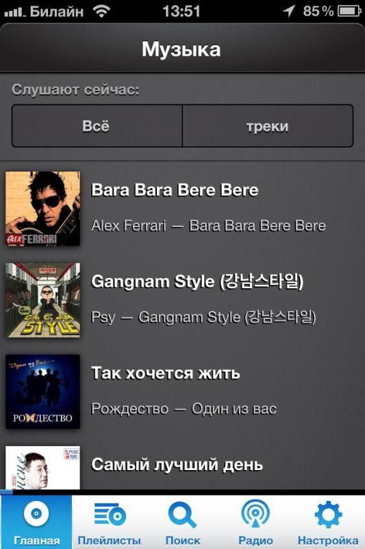 Yandexby музыка шансон - 3d