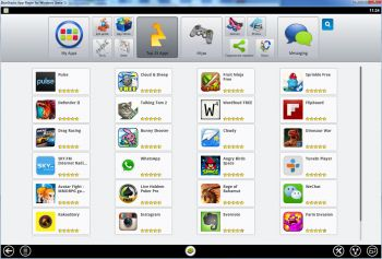 скриншот BlueStacks App Player