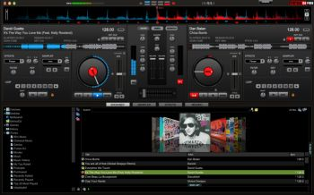 скриншот VirtualDJ Home